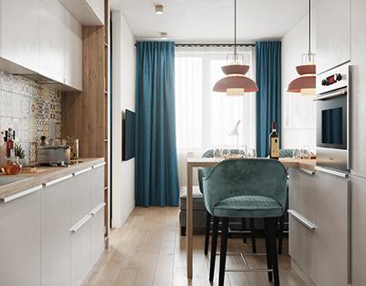 St. Petersburg, apartments #17