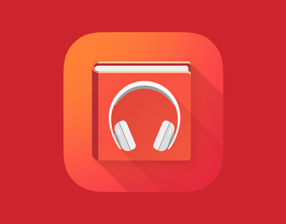 Flat icon IOS