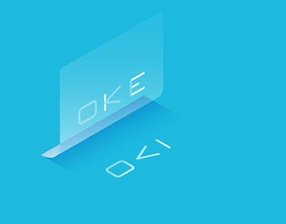 OKE Identity / Rebranding