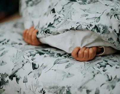 Sage Green | Textile Print Design