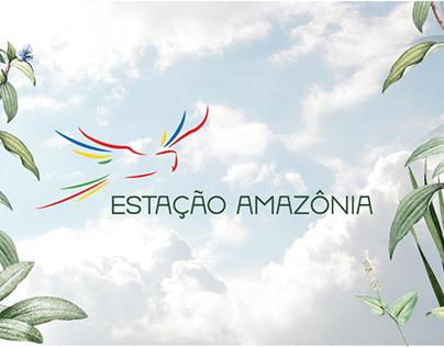 Estação Amazônia - Marca