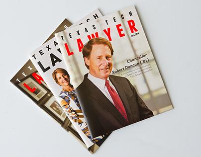 Texas Tech Lawyer Magazine