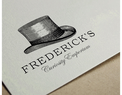 Frederick's | Branding