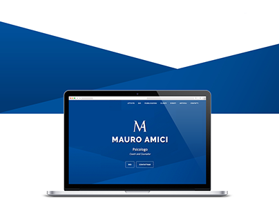 Responsive website // MA