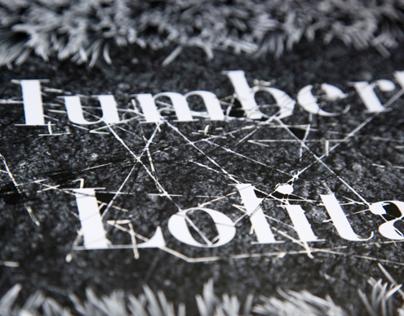Kubric's Movies Type Poster