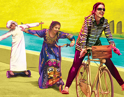 Nanny Culture - Movie Poster Design