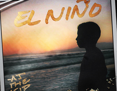 AJ The Kid -El Niño | Album Cover