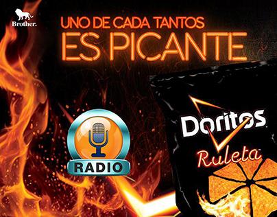 Doritos Ruleta I Radio