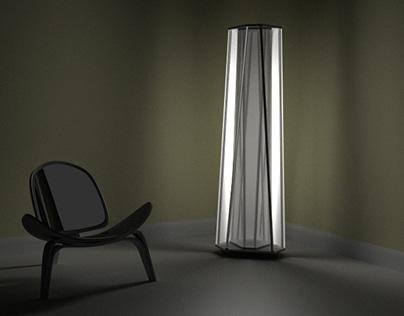 RTA Standing Lamp