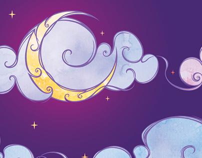 Dream Clouds • Patterns