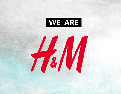 We Are H&M |Signation
