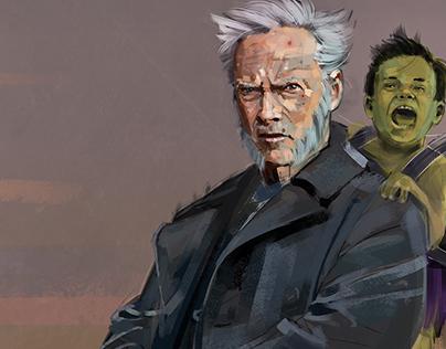 Old Man Eastwood