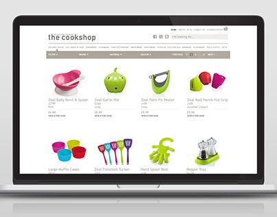 #eCommerceWebsite