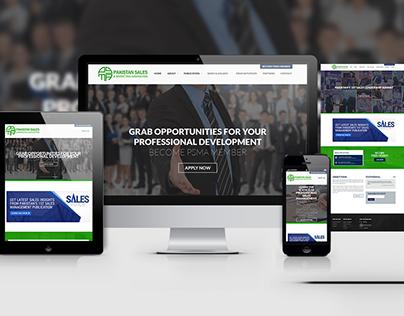 Web Design & Development - PSMA