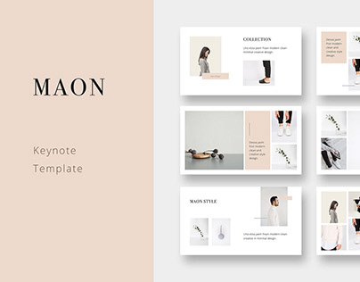 MAON - Keynote Template