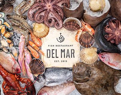 Seamless panorama - DelMar Restaurant