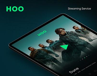 HOO Streaming Service