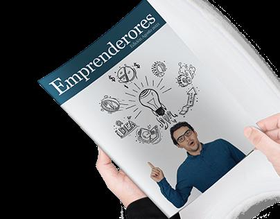 Emprendedores revista de emprendimiento (Propuesta)