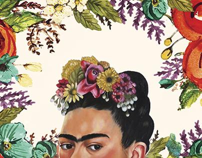 Frida Kahlo dinner