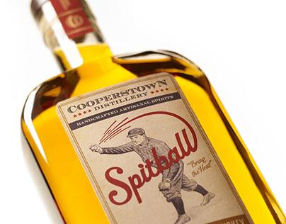 Spitball Cooperstown Distillery