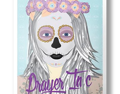 Ilustração - Poster Prayer In C