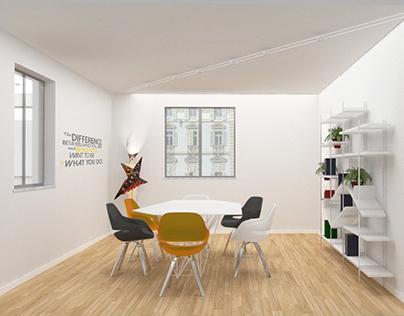 Interior Design: Ufficio a Torino