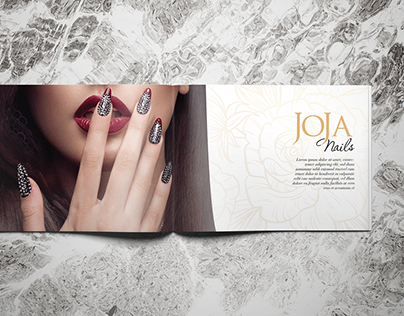 Joja Nails Brochure