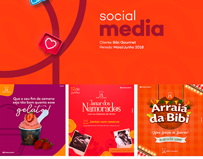 Social Media - Bibi Gourmet
