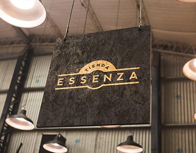 Essenza Galeria - Rebranding