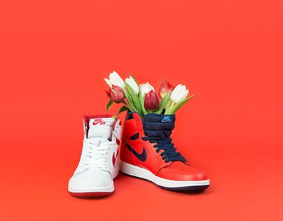 Nike flowers