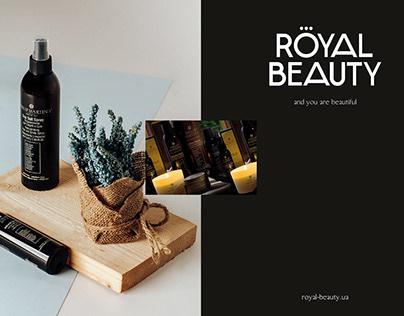 Royal Beauty – online beauty store
