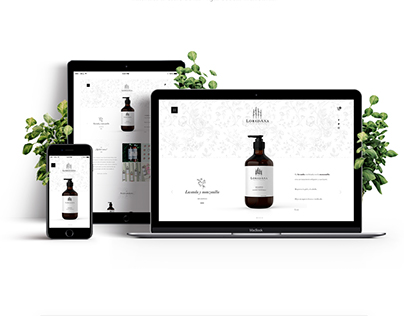 Loredana · Homepage