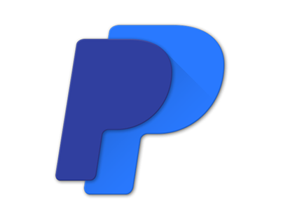 PayPal material icon