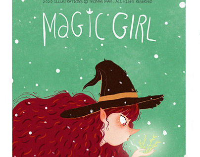 magic girl