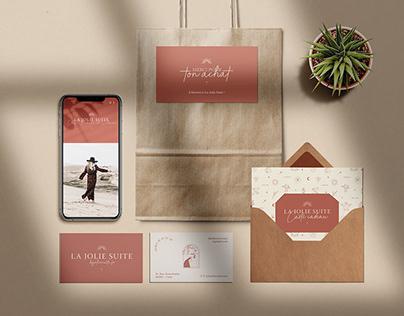 LA JOLIE SUITE | Shop Branding