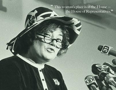 100 Years of Women in Politics