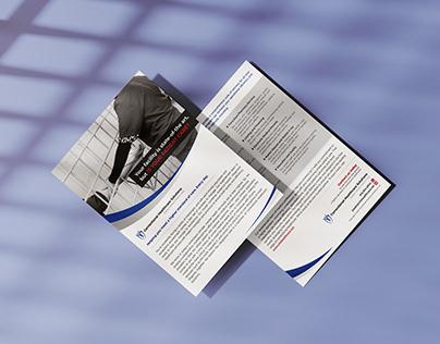 Correctional Healthcare Solution | Flyer