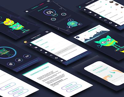 TAPPY - Mobile App