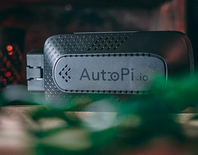AutoPi product photoshoot