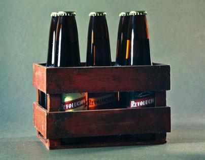 Cerveza Revolución.