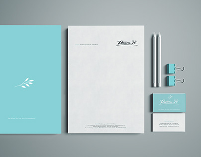 Letterhead and Businesscard
