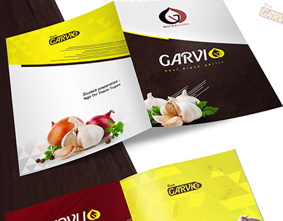 Book cover garlic