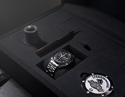 Omega Speedmaster - Moon Watch