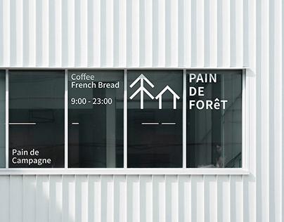 PAIN DE FORêT