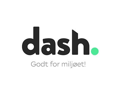 Dash – Informasjonsarkitektur
