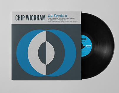 Chip Wickham - La Sombra LP
