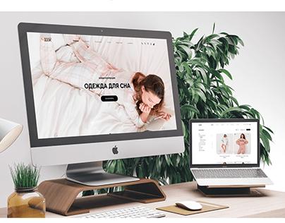 Интернет магазин Одежды для дома и сна