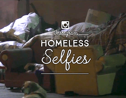 Fundación Paréntesis Homeless Selfies