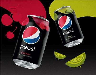 Pepsi Black Flavors   Product Launch - KSA
