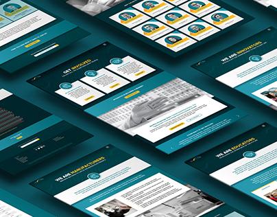 NextFlex Brand Refresh and Website Design